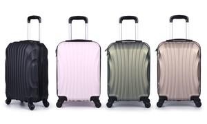 1 à 3 valises cabine ABS Bluestar