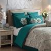 8-Piece Jacquard Damask Reversible Comforter Set