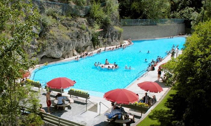 Radium hot springs pool discount coupons