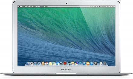 """Apple MacBook Air 13.3"""" with Intel Core i5, 4 or 8GB RAM, and 128GB SSD (Refurbished A-Grade)"""