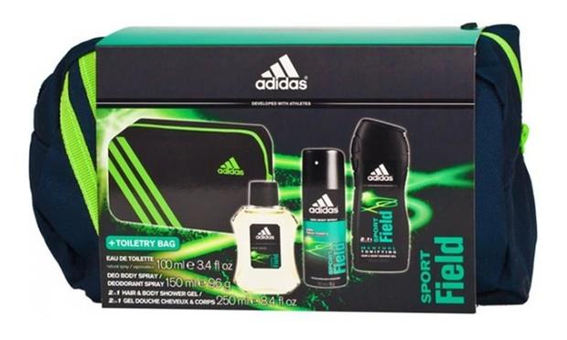 Adidas Coffret Hommecoffret Parfum Adidas Homme