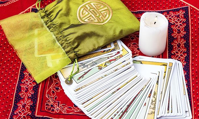Online Academies: $49 Tarot and Cartomancy Online Course, Redeemable Online ($367.99 Value)