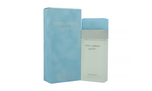 Dolce & Gabbana Light Blue Eau De Toilette For Women; 1.6 Or 3.3 Fl. Oz.