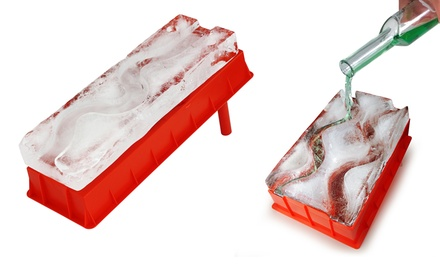 1- or 2-Pack of Beverage Ice Luges