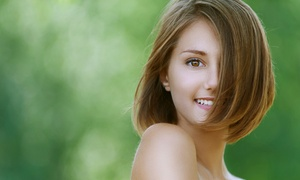 Aria Styles: Haircut with Optional Partial Highlights at Aria Styles (Up to 55% Off)