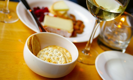 56% Off Wine-Tasting Package for Four