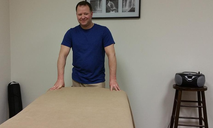 Kevin's Traveling Touch - Mound: A 90-Minute Full-Body Massage at Kevin's Traveling Touch (10% Off)