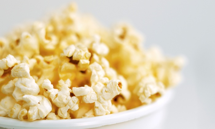 The Popcorn Station - The Popcorn Station: $6 for $12 Worth of Gourmet Popcorn at The Popcorn Station