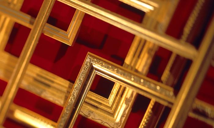 Framing & Art Centre - Crestview - Meadowlands: C$39 for C$100 Worth of Customized Framing at Framing & Art Centre