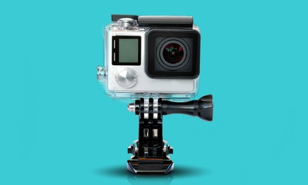 $19 for a GoPro for Beginners Online Course from SkillBus ($299 Value)