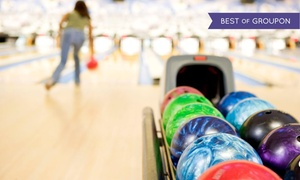 The Park Tavern: Bowling-and-Pizza Package for Up to 6 The Park Tavern (Up to 60% Off)