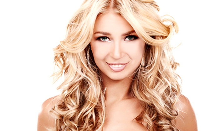 Beautiful Daze Salon and Princess Lounge - Brandon: $39 for a Haircut with Partial Highlights and Deep Conditioning at Beautiful Daze Salon and Princess Lounge ($75 Value)