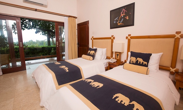 Bali: 5* Lodge + Elephant Safari 2