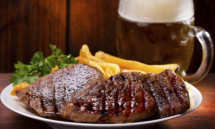 New American Food and Drinks at The Gaslamp Restaurant & Bar (Up to 51% Off). Two Options Available.