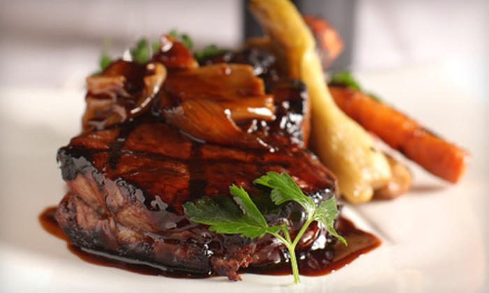 The English Grill - Central Business District: $24 for $50 Worth of Upscale Southern Cuisine at The English Grill