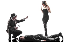 Funtime Theater: $35 for a Murder Mystery for One at Funtime Theater ($50 Value)
