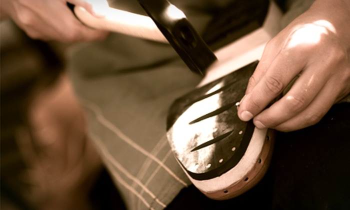 Russo's Shoe Repair - Downtown: $10 for $20 Worth of Shoe Repairs at Russo's Shoe Repair
