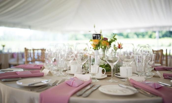Solano Event Rentals - San Antonio: $20 for $36 Groupon — Solano Event Rentals
