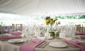 Solano Event Rentals: $20 for $36 Groupon — Solano Event Rentals