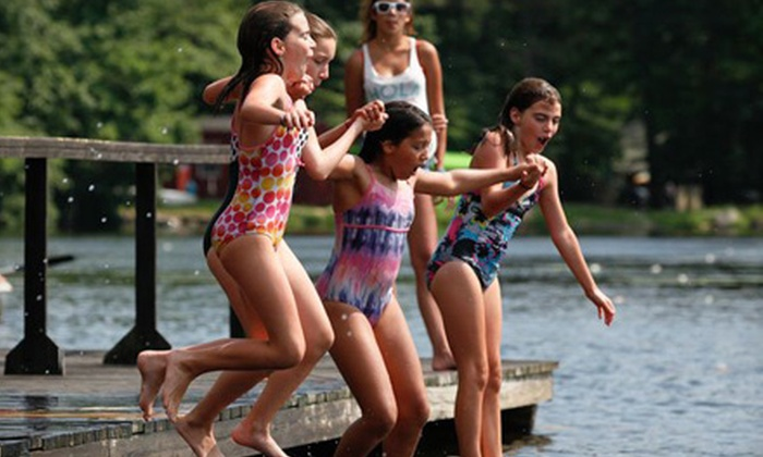 Camp Vacamas - Multiple Locations: Two- or Three-Week Sleep Away Camp for Kids at Camp Vacamas or Top of the Pines Camp (Up to 54% Off)