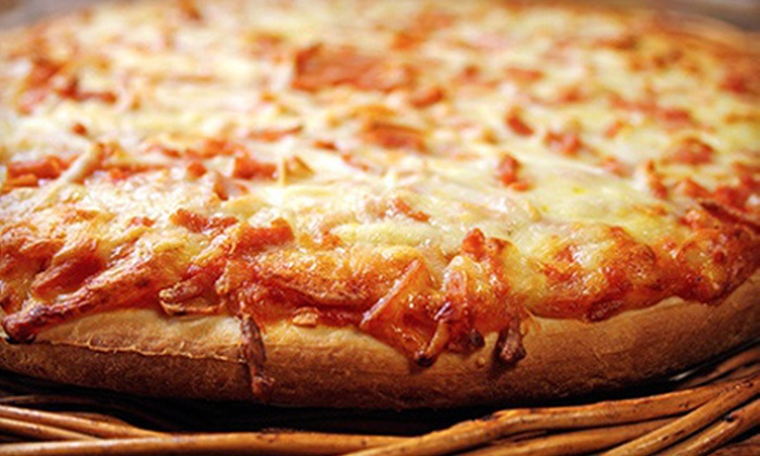 Leoni's Pizzeria - North Naples: Pizza, Subs, and Burgers at Leoni's Pizzeria (Half Off). Two Options Available.