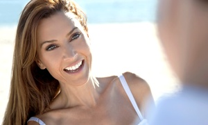 Planet Beach Contempo Spa: $105 for Teeth Whitening Treatment at Planet Beach Contempo Spa ($299 Value)