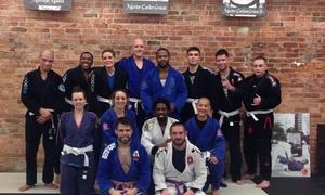 Buffalo United Martial Arts: Four Weeks of Unlimited Brazilian Jiu-Jitsu Classes at Buffalo United Martial Arts (52% Off)