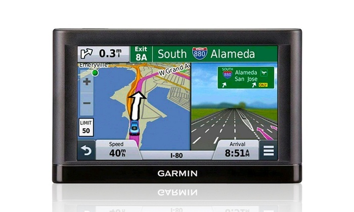 "Garmin nüvi 55LM & 55LMT Essential Series GPS Navigation System with 5"" Screen"