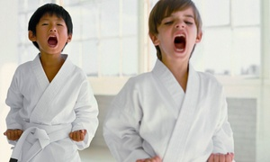 Martial Arts Academy: One or Two Months of Tae Kwon Do Lessons with Uniform at Martial Arts Academy (79% Off)