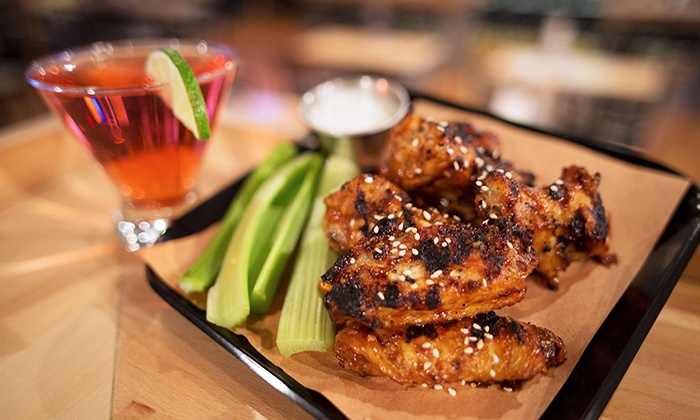 Bash Dance Bar - Old Bridge: Upscale Bar Food for Dine-In, Carry-Out, or Catering at Bash Dance Bar (Up to 54% Off). Four Options Available.
