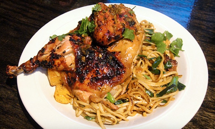 Explorers Club - Merion Village: $10 for $20 Worth of Latin American Cuisine at Explorers Club