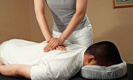 A 60-Minute Couples Massage at Restore Body & Sole  (60% Off)
