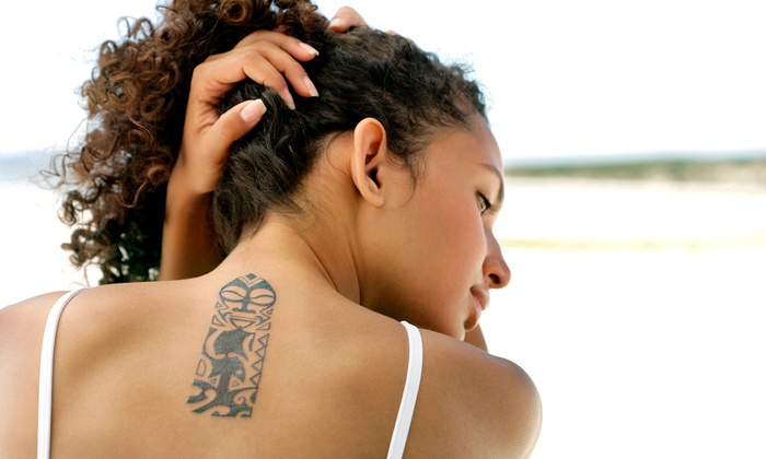 Original Skin - Wichita: Three Laser Tattoo-Removal Sessions for Up to 2, 4, 6, or 8 Square Inches at Original Skin (Up to 61% Off)