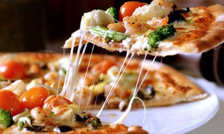 1 Pizza à la carte im Pane e Vino Vineria e Ristorante für 6,80 €