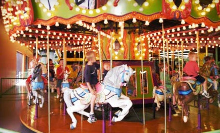 Five All-Day Wristbands (a $45 value) - Jungle Jim's Playland in Midvale
