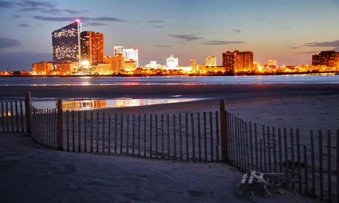 4-Star Top-Secret Atlantic City Hotel - Atlantic City: 1-Night Stay with Welcome Drinks, Dining Credit, and Late Checkout at Harrah's Resort Atlantic City