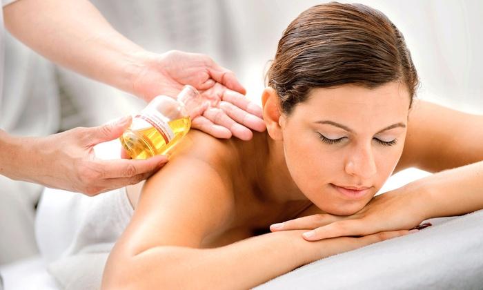 Hampton Bodywerks Massage Spa - Santa Fe Trails: 75-Minute Aromatherapy Massage Package at Hampton Bodywerks Massage Spa (82% Off)