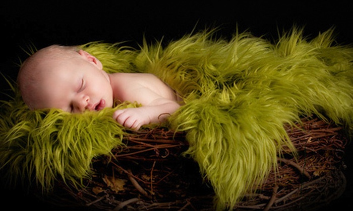 """Ranson Photography - Lynchburg: $79 for a Portrait Session with Two 5""""x7"""" Prints from Ranson Photography ($235 Value)"""