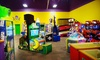 Up to 51% Off Admission Package to Monkey Joe's