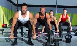 COF CrossFit: Four Weeks of Unlimited CrossFit Classes at COF CrossFit (50% Off)