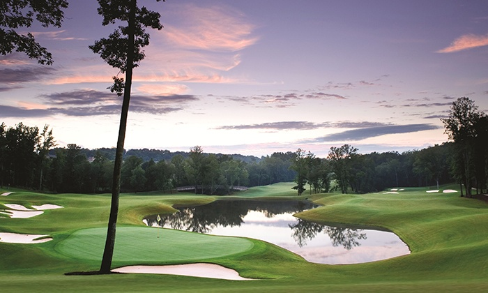 Rock Barn Golf & Spa - Conover: Golf, Dining, and Lodging at Rock Barn Golf (40% Off). Four Options Available.