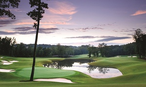 Rock Barn Golf & Spa: Golf, Dining, and Lodging at Rock Barn Golf (40% Off). Four Options Available.