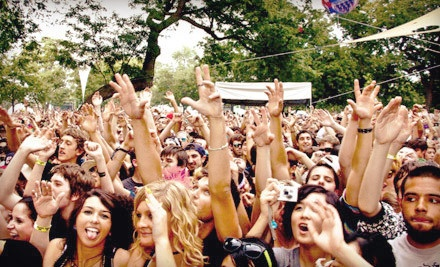 North Coast Music Festival at Union Park from 8/31/12-9/2/12: General Admission - North Coast Music Festival in Chicago