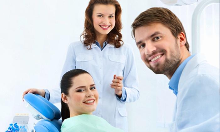 Olimpia Dental - Roma: Visita odontoiatrica con pulizia denti e lucidatura da 24 € invece di 180