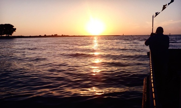 The Tropics Boat Tours - Clearwater: Sunset Celebration Cruise for One Adult or Child with a Beverage from The Tropics Boat Tours (Up to 65% Off)