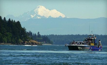 Boat Tours Deception Pass