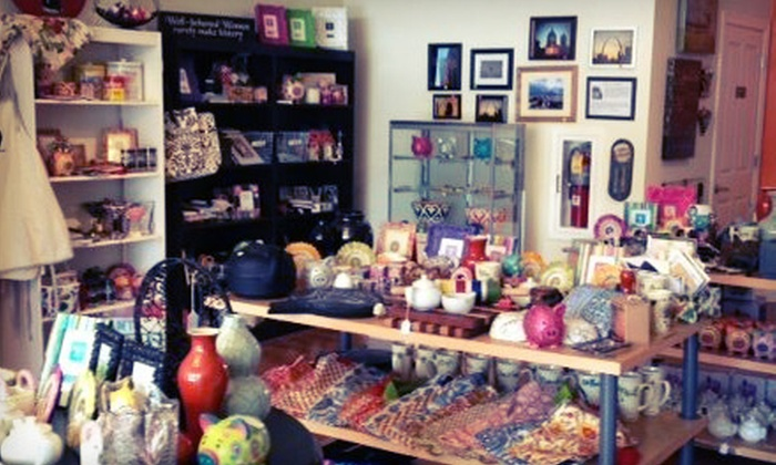 Rambles - St. Louis: $25 for $50 Worth of Vintage Art, Gifts, and Knick-Knacks at Rambles