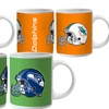 NFL Helmet Mugs (2-Pack)