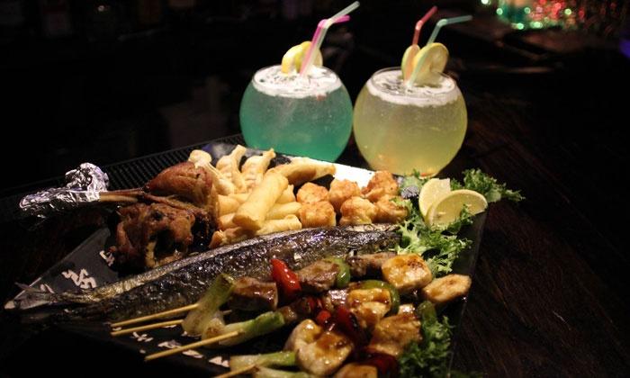 Mika bar grill up to 49 off new york ny livingsocial - Mika japanese cuisine bar ...