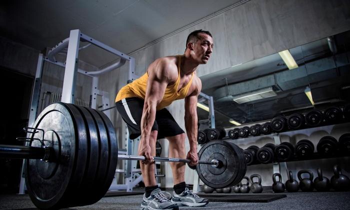 New Terrain Crossfit - Redondo Beach: Four Weeks of Unlimited CrossFit Classes at New Terrain CrossFit (65% Off)